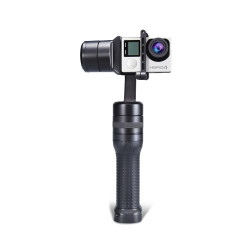 Produs resigilat - Gimbal 3 axe compatibil cu majoritatea camerelor video sport GoPro SjCAM E-Boda Evolio