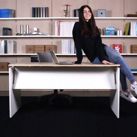 scrivania speedy montaggio superveloce
