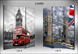 Separè Londra flag/bus di Vorrei immagini