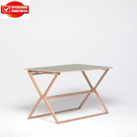TREE DESK SCRIVNIA IN LEGNO DI CAON ARREDA
