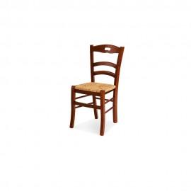 sedia impagliata