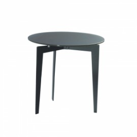 tavolino tondo nordic di pezzani