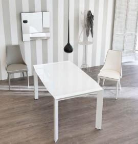 Tavolo Modem OM/158/C colore cappuccino immagini