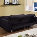 divano letto con conteitore alla seduta