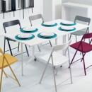 tavolo chiudibile archimede di pezzani