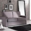 divano letto dandy con materasso altezza cm 18