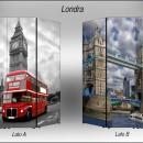 Separè Londra flag/bus di Vorrei
