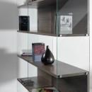 Byblos libreria vetro pezzani home composizione 4