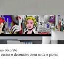 pannello decorativo fumetto di Vorrei POP1