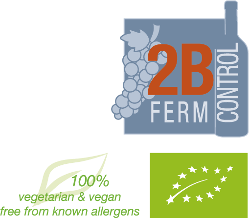Drojdii organice/ Nutrienti 2B FERMCONTROL