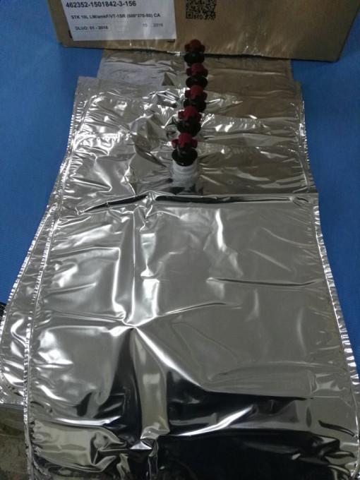 Poze Punga BAG-IN-BOX 10L, metalizata