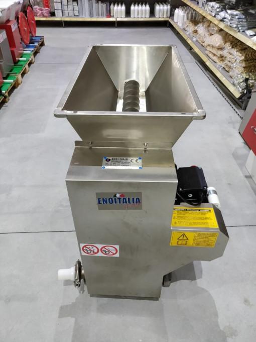 Poze Zdrobitor-desciorchinator electric ENO 20 Inox, 1500 W, 1500-1800 kg/h