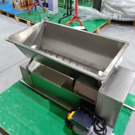 Zdrobitor-desciorchinator electric ENO 15 Inox, 750 W, 1600-1800 kg/h