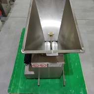 Zdrobitor-desciorchinator electric ENO 3 Inox,750 W, 1000-1200 kg/h