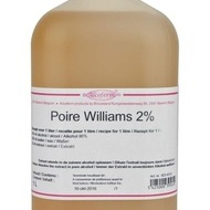 Extract natural de pere Williams 2%, 1 l