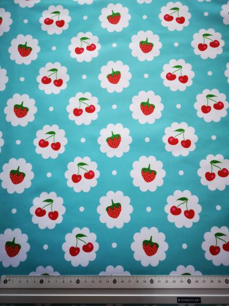 Fructe material PUL pentru scutece textile moderne