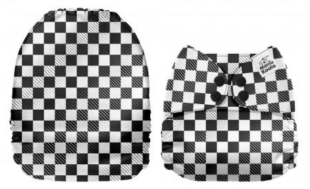 Forma 1 MamaKoala pelenka (széles nyílású zsebbel)