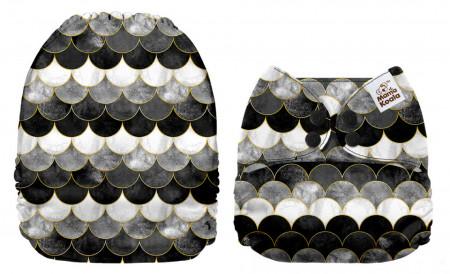 Hablegény MamaKoala pelenka (széles nyílású zsebbel)