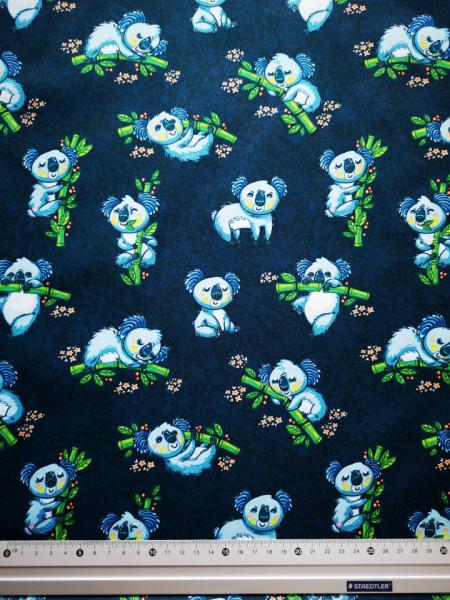 Koala material PUL pentru scutece textile moderne