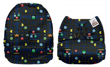 Pacman MamaKoala pelenka (széles nyílású zsebbel)