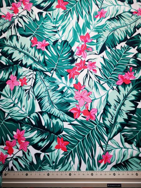 Padure tropicala material PUL pentru scutece textile moderne