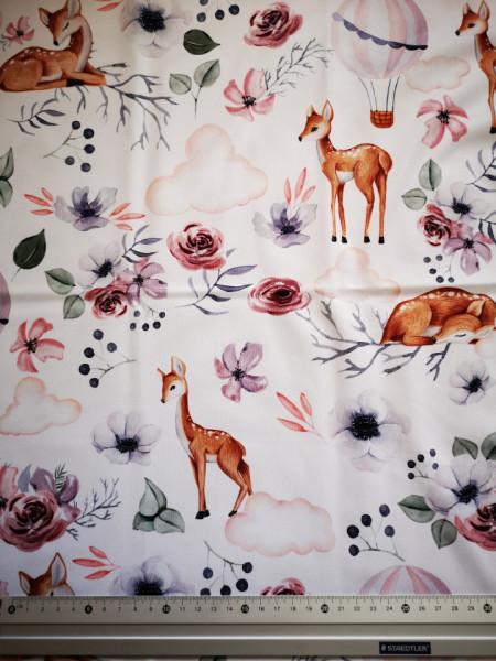 Caprioare material PUL Takoy pentru scutece textile moderne
