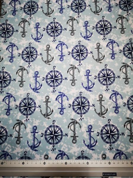 Voi deveni marinar material PUL pentru scutece textile moderne