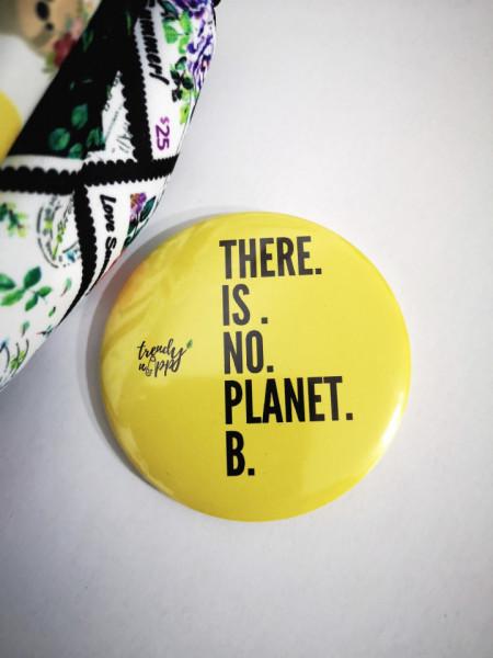 Magnet cu inscriptia - Nu exista planeta B