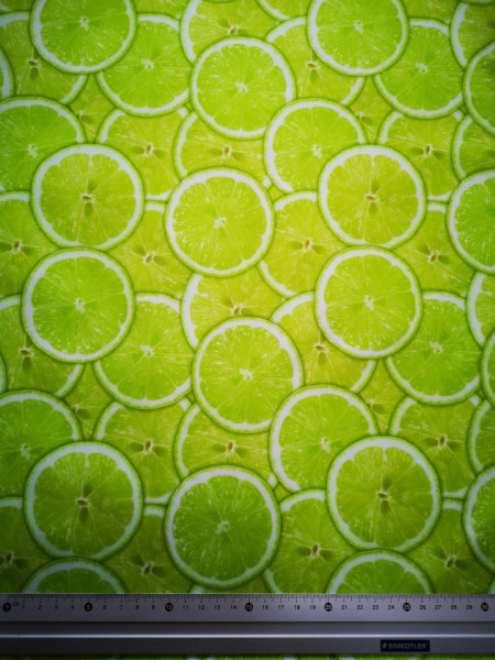 Lime PUL anyag modern mosható pelenka készítéséhez