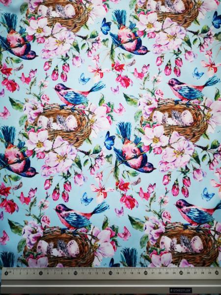 Primavara material PUL pentru scutece textile moderne
