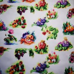 Degetica material PUL pentru scutece textile moderne