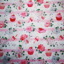 Muffin material PUL pentru scutece textile moderne