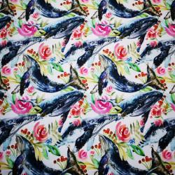 Balene material PUL pentru scutece textile moderne