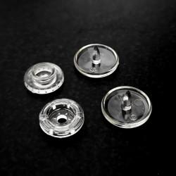 1.000 de seturi de capse plastice transparenti T5 KAM