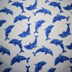 Delfini material PUL pentru scutece textile moderne