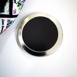 Magnet cu inscriptia - Plasticul este adevaratul pradator