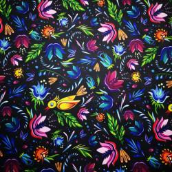 Basm material PUL pentru scutece textile moderne