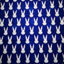 Iepurele alb material PUL pentru scutece textile moderne