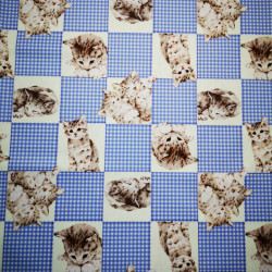Piknik PUL anyag modern mosható pelenka készítéséhez