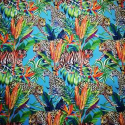 Trópusi erdő PUL anyag modern mosható pelenka készítéséhez