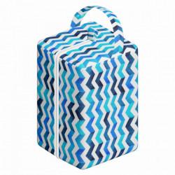 Dungi albastre - saculet mare ElfDiaper 27x17x17cm