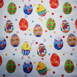 Pentru Pasti material PUL pentru scutece textile moderne