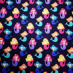 Sirene material PUL pentru scutece textile moderne