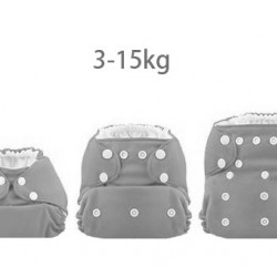 Traktorok Mama Koala pelenka (széles nyílású zsebbel)