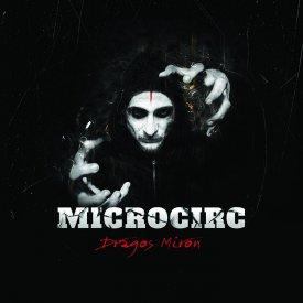 """Dragos Miron - """"Microcirc"""" (Sticker + CD gratuit)"""
