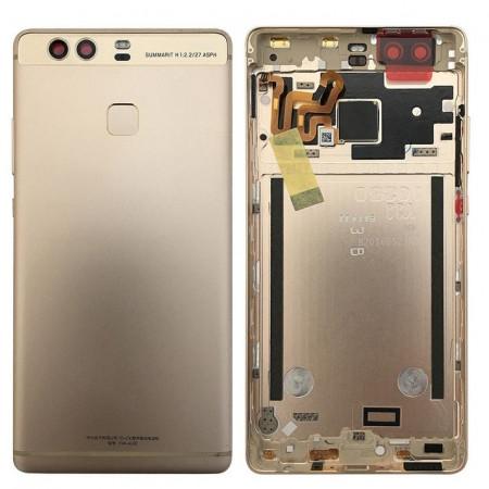 Poze Carcasa Huawei P9 gold