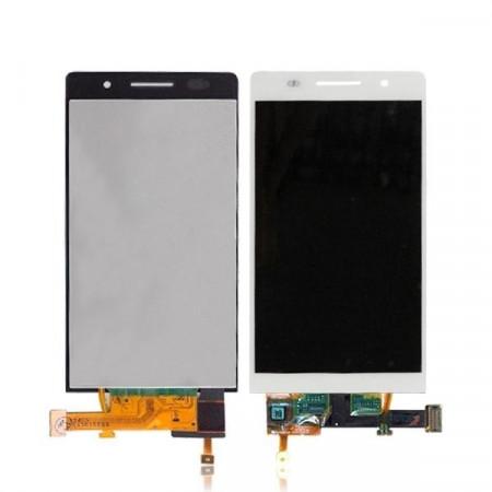 Poze Display Huawei P6 alb