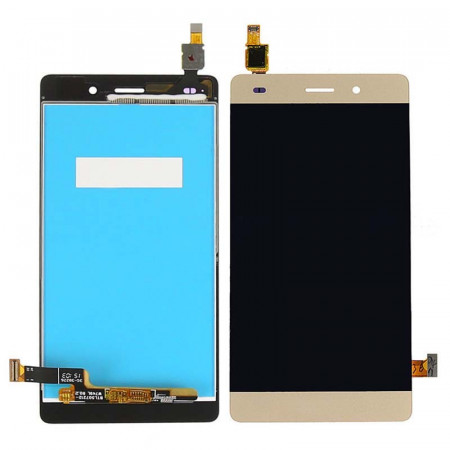 Poze Display Huawei P8 Lite gold