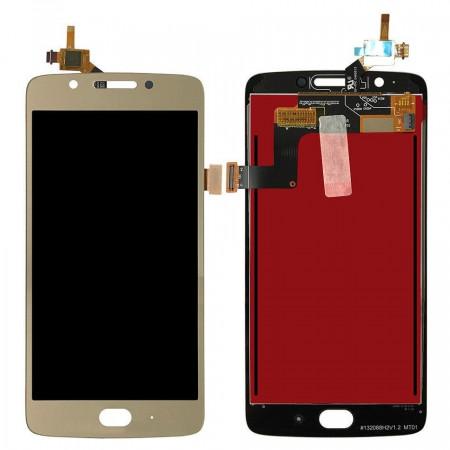 Display Motorola Moto G5 XT1671 gold