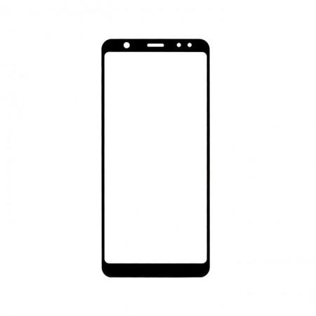 Poze Geam Sticla Samsung Galaxy A6 Plus (2018) A605F negru
